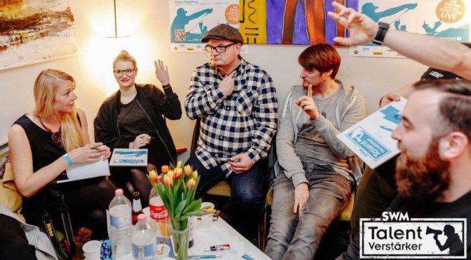 Foto SWM Talentverstärker Jurysitzung 1 Vorausscheid