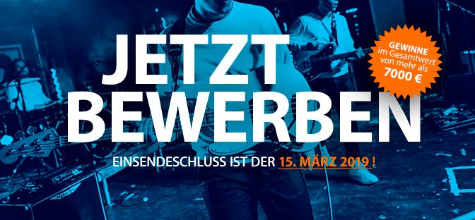 Talentierte Musiker aufgepasst – Die SWM Magdeburg suchen euch!