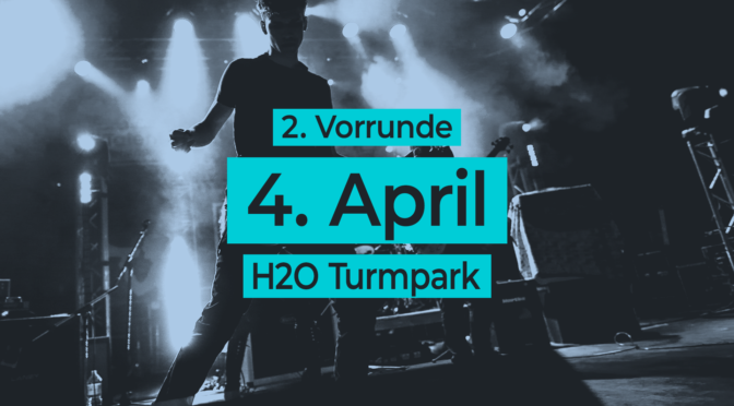 2. VORRUNDE 2020 | 04.04.2020 H2O-TURMPARK