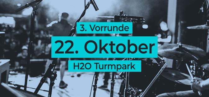 3. VORRUNDE 2021 | 22.10.2021 | H2O-TURMPARK