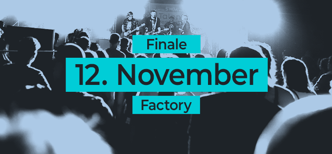Finale 2o21 | 12.11.2021 | Factory Magdeburg